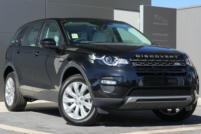 New Land Rover Discovery Sport TD4 110kW SE, Campbelltown, 2018 Land Rover Discovery Sport TD4 110kW SE SUV