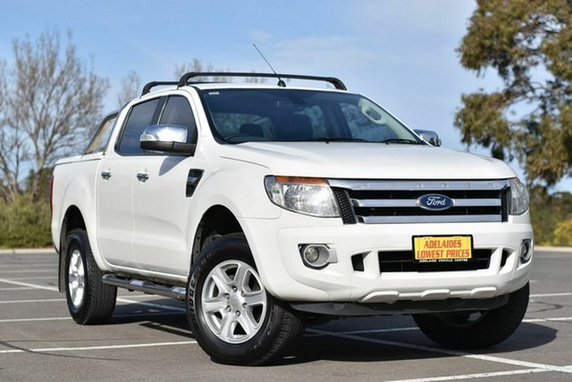 Used Ford Ranger XLT Double Cab 4x2 Hi-Rider, Enfield, 2015 Ford Ranger XLT Double Cab 4x2 Hi-Rider Utility