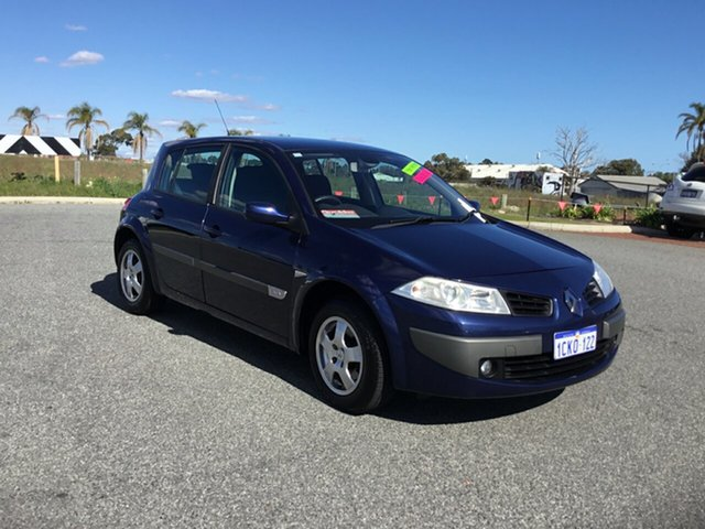Used Renault Megane Authentique, Wangara, 2006 Renault Megane Authentique Hatchback