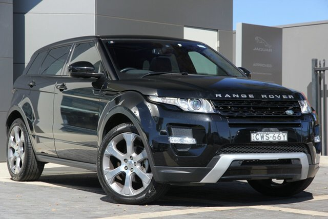 Used Land Rover Range Rover Evoque SI4 Dynamic, Campbelltown, 2014 Land Rover Range Rover Evoque SI4 Dynamic SUV