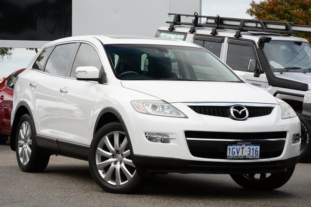 Used Mazda CX-9 Luxury, Mandurah, 2007 Mazda CX-9 Luxury Wagon