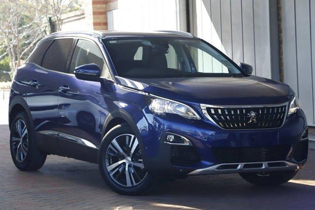 Discounted New Peugeot 3008 Allure SUV, Artarmon, 2019 Peugeot 3008 Allure SUV Hatchback