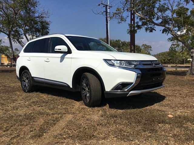 Discounted Used Mitsubishi Outlander LS (4x4), Parap, 2016 Mitsubishi Outlander LS (4x4) Wagon