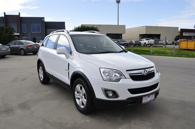 Used Holden Captiva 5 (FWD), Hoppers Crossing, 2011 Holden Captiva 5 (FWD) Wagon