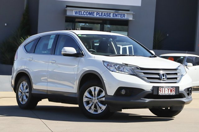 Used Honda CR-V DTi-S 4WD, Indooroopilly, 2014 Honda CR-V DTi-S 4WD Wagon