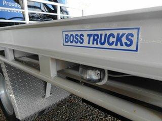 2013 Hino FE Crane Truck.
