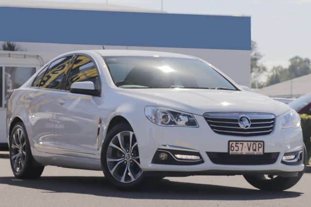 Used Holden Calais, Toowong, 2015 Holden Calais Sedan