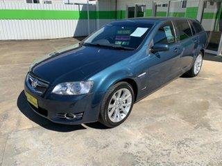 2012 Holden Commodore EQUIPE WAGON Wagon.