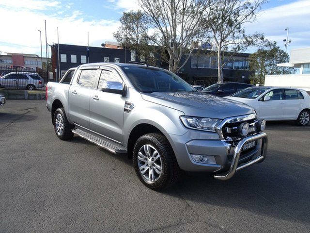 Used Ford Ranger XLT Double Cab, Nowra, 2015 Ford Ranger XLT Double Cab Utility
