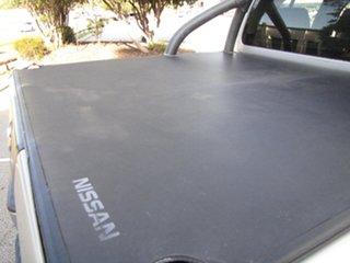 2008 Nissan Navara ST-X Utility.