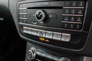 2016 Mercedes-Benz B-Class B200 d DCT Hatchback.