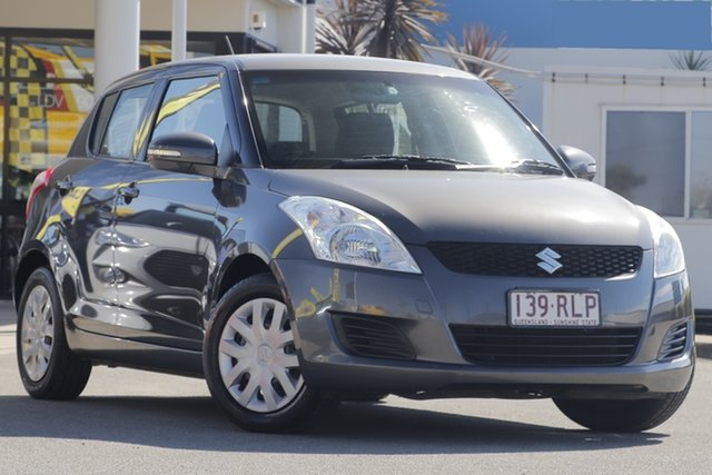 Used Suzuki Swift GL, Toowong, 2011 Suzuki Swift GL Hatchback