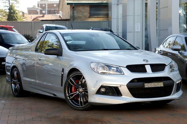 Used Holden Special Vehicles Maloo R8, Narellan, 2015 Holden Special Vehicles Maloo R8 Utility