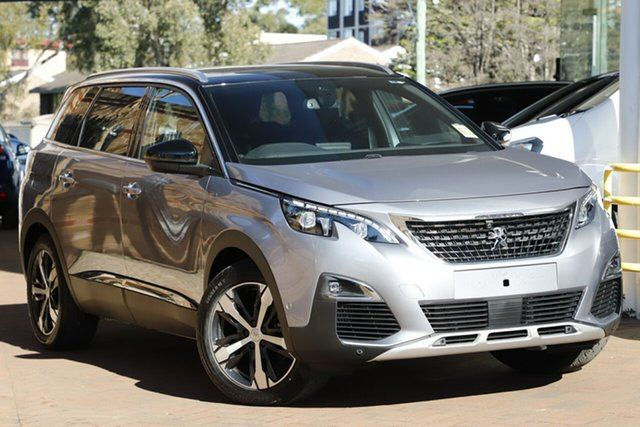 Discounted New Peugeot 5008 GT Line, Artarmon, 2019 Peugeot 5008 GT Line Wagon