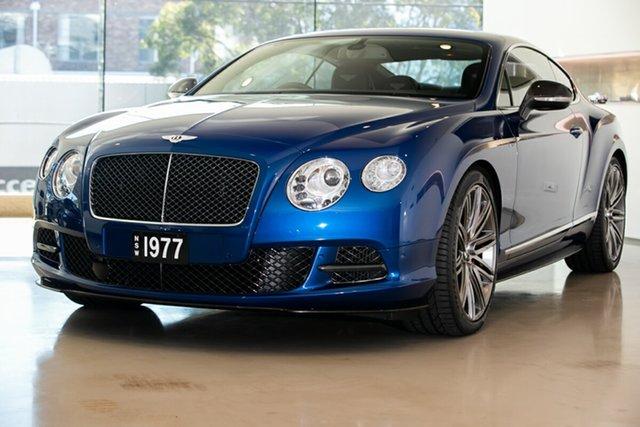 Used Bentley Continental GT Speed, Waterloo, 2013 Bentley Continental GT Speed Coupe