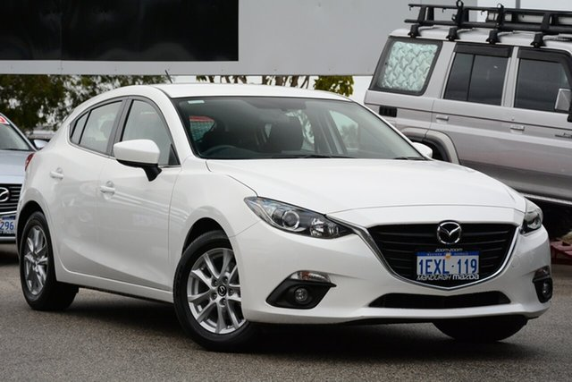Used Mazda 3, Mandurah, 2015 Mazda 3 Hatchback