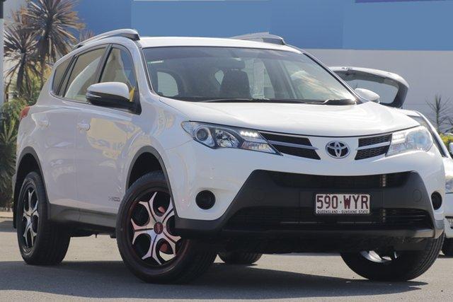 Used Toyota RAV4 GX AWD, Bowen Hills, 2013 Toyota RAV4 GX AWD Wagon
