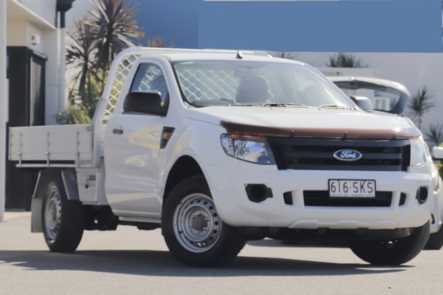 Used Ford Ranger XL 4x2, Beaudesert, 2012 Ford Ranger XL 4x2 Cab Chassis