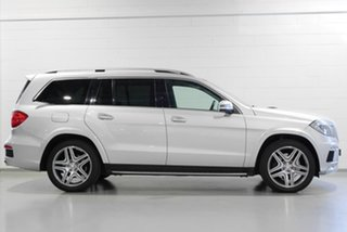 2013 Mercedes-Benz GL500 BlueEFFICIENCY 7G-Tronic + Wagon.