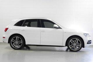 2015 Audi SQ5 TDI Tiptronic Quattro Wagon.