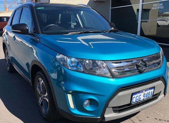 Used Suzuki Vitara RT-X 4WD, Geraldton, 2015 Suzuki Vitara RT-X 4WD Wagon