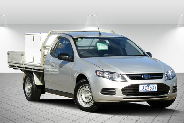 Used Ford Falcon EcoLPi Super Cab, Oakleigh, 2013 Ford Falcon EcoLPi Super Cab Cab Chassis