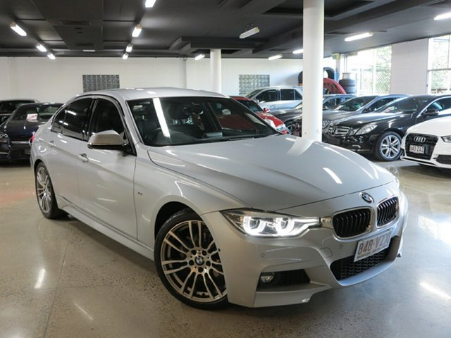 Used BMW 318i M Sport, Albion, 2015 BMW 318i M Sport Sedan