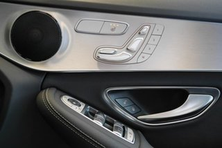 2018 Mercedes-Benz C-Class C200 9G-TRONIC Sedan.