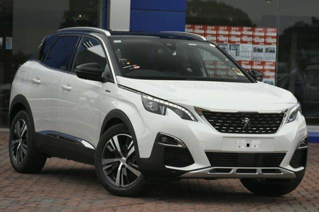 Discounted New Peugeot 3008 GT Line SUV, Artarmon, 2019 Peugeot 3008 GT Line SUV Hatchback