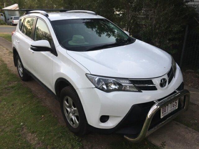 Used Toyota RAV4 GX (4x4), North Rockhampton, 2014 Toyota RAV4 GX (4x4) Wagon