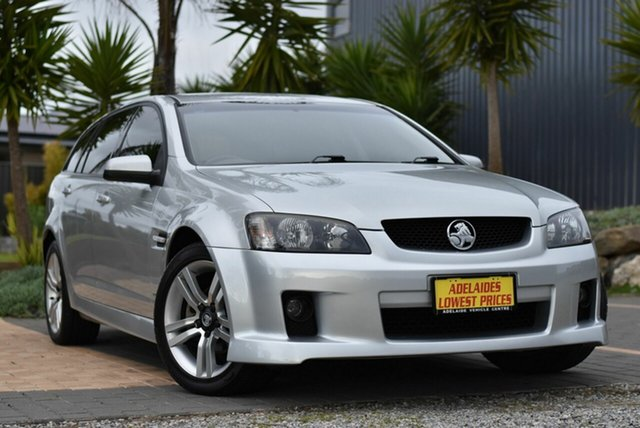 Used Holden Commodore SV6 Sportwagon, Enfield, 2010 Holden Commodore SV6 Sportwagon Wagon