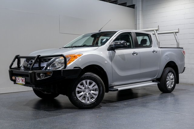Used Mazda BT-50 GT (4x4), Slacks Creek, 2013 Mazda BT-50 GT (4x4) Dual Cab Utility