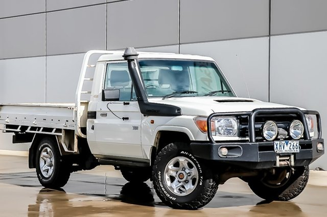Discounted Used Toyota Landcruiser Workmate, Pakenham, 2007 Toyota Landcruiser Workmate Cab Chassis