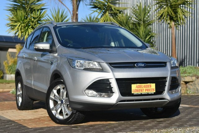 Used Ford Kuga Trend PwrShift AWD, Enfield, 2014 Ford Kuga Trend PwrShift AWD Wagon