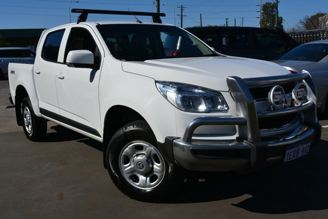 Used Holden Colorado LS (4x4), Kewdale, 2015 Holden Colorado LS (4x4) Crew Cab P/Up
