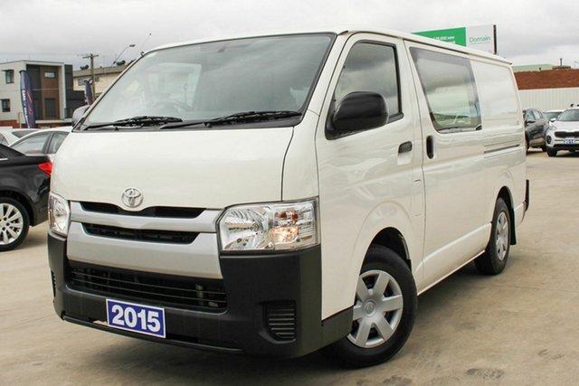 Discounted Used Toyota HiAce LWB, Coburg North, 2015 Toyota HiAce LWB Van