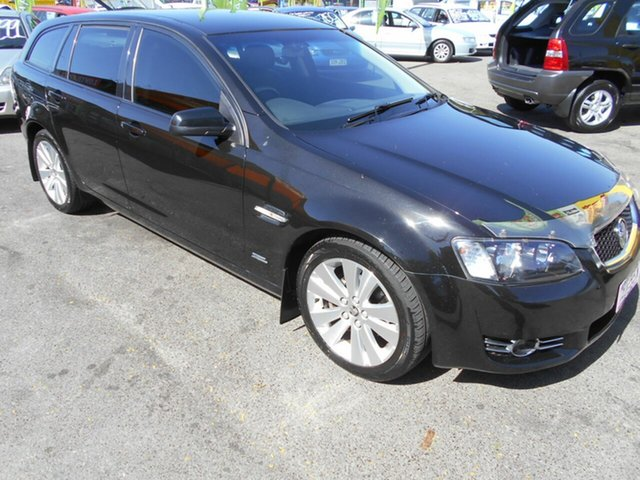 Used Holden Commodore Z Series Sportwagon, Slacks Creek, 2012 Holden Commodore Z Series Sportwagon Wagon