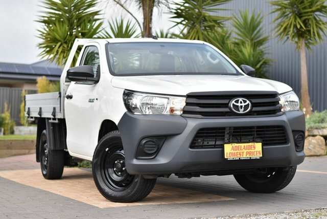 Used Toyota Hilux Workmate 4x2, Enfield, 2015 Toyota Hilux Workmate 4x2 Cab Chassis