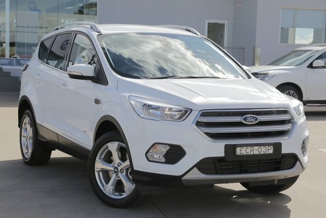 Used Ford Escape Trend 2WD, Waitara, 2017 Ford Escape Trend 2WD Wagon