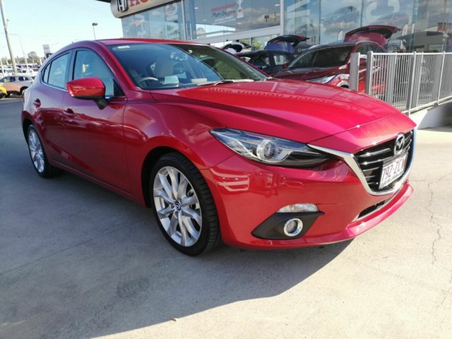 Discounted Used Mazda 3 SP25 SKYACTIV-Drive GT, Yamanto, 2015 Mazda 3 SP25 SKYACTIV-Drive GT Hatchback