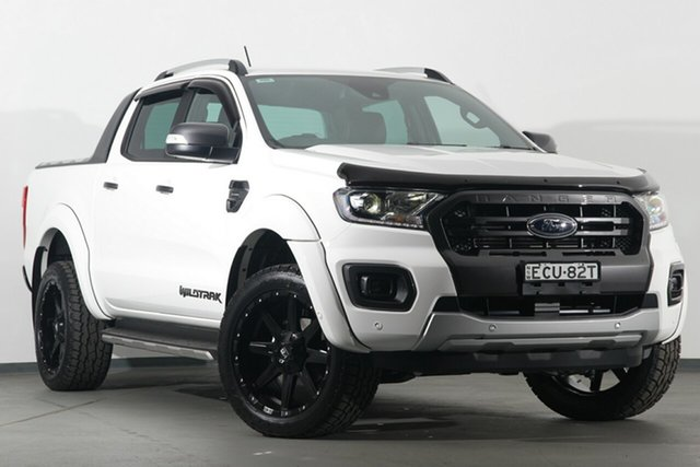 Used Ford Ranger Wildtrak Pick-up Double Cab, Campbelltown, 2019 Ford Ranger Wildtrak Pick-up Double Cab Utility