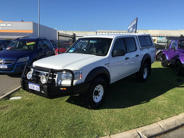 Used Ford Ranger XL (4x4), Wangara, 2008 Ford Ranger XL (4x4) Dual Cab Pick-up