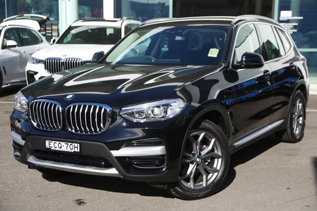 Demonstrator, Demo, Near New BMW X3 xDrive 20D, Brookvale, 2019 BMW X3 xDrive 20D Wagon