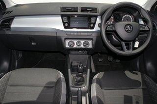 2018 Skoda Fabia 81TSI DSG Wagon.