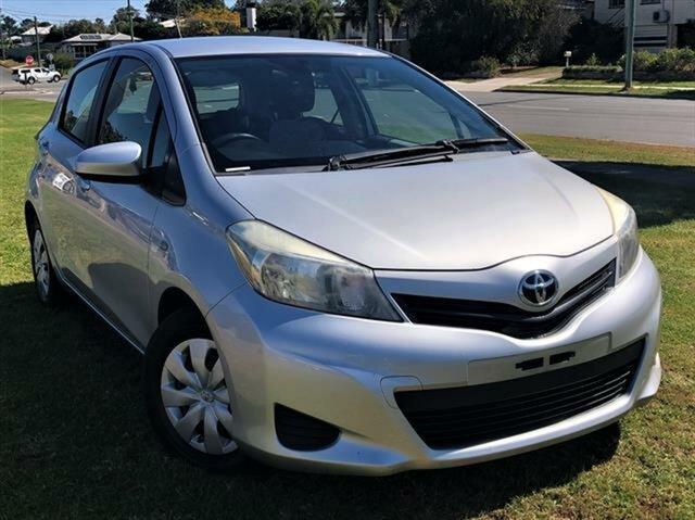 Used Toyota Yaris YR, Gympie, 2011 Toyota Yaris YR Hatchback