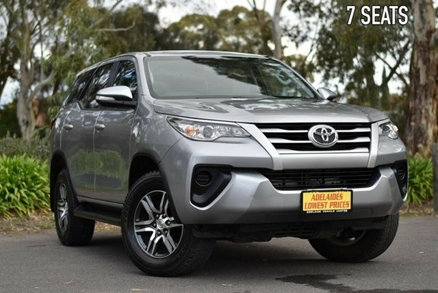 Used Toyota Fortuner GX, Enfield, 2016 Toyota Fortuner GX Wagon