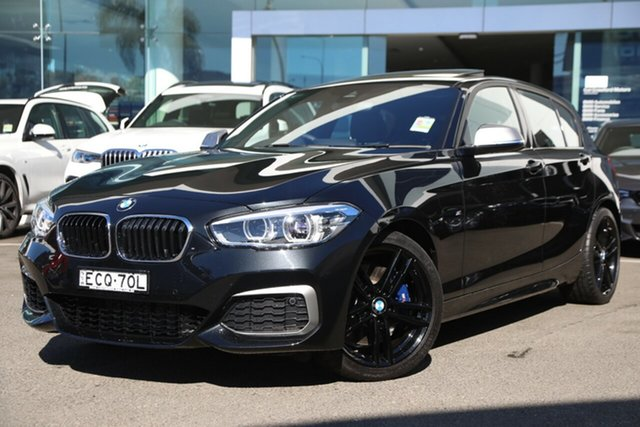 Demonstrator, Demo, Near New BMW M140i Finale Edition, Brookvale, 2019 BMW M140i Finale Edition Hatchback