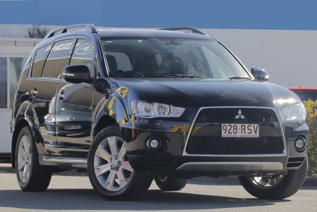 Used Mitsubishi Outlander XLS Luxury, Bowen Hills, 2011 Mitsubishi Outlander XLS Luxury Wagon