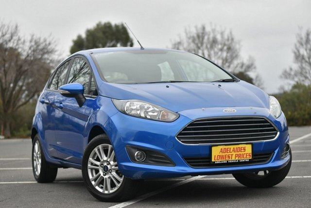 Used Ford Fiesta Trend PwrShift, Enfield, 2015 Ford Fiesta Trend PwrShift Hatchback