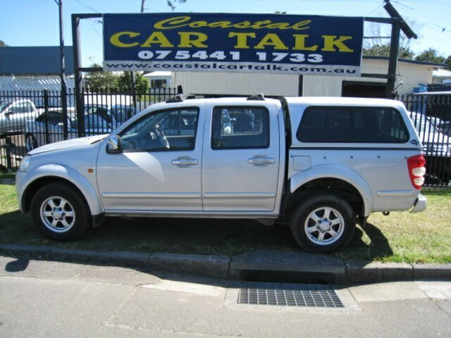 Used Great Wall V240 (4x2), Nambour, 2011 Great Wall V240 (4x2) Dual Cab Utility